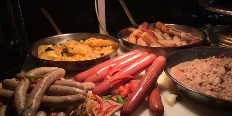 Icip-icip Makanan Ala Mediterania Dan Bavaria Di Jakarta