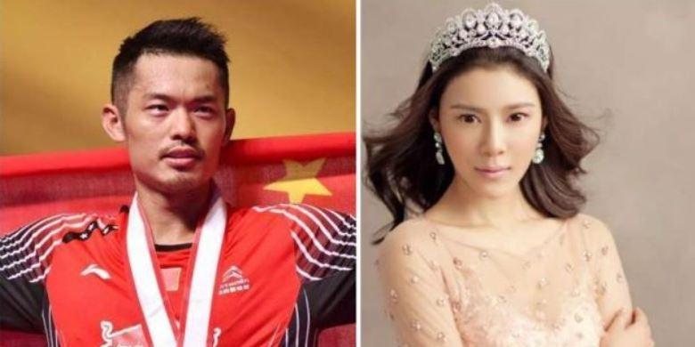 Lin Dan Terlibat Skandal Dengan Model Cantik