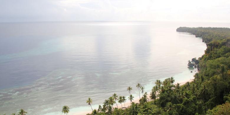 Wakatobi, Keseimbangan Daratan Dan Lautan