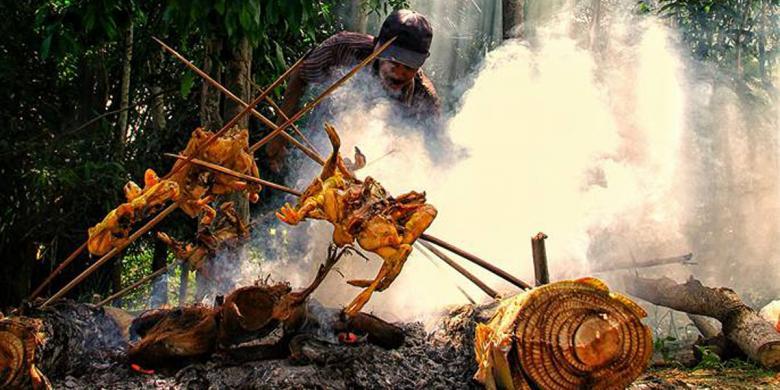 Menikmati Kuliner Tradisional Masyarakat Jawa Tondano Di Reksonegoro