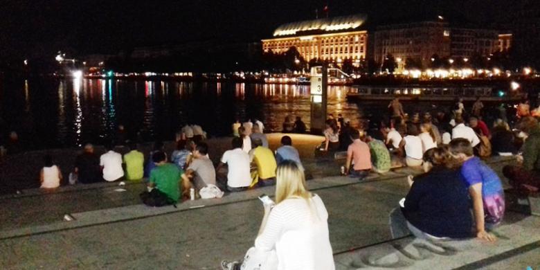 Kota Hamburg, Ramah Siang Hari, Mesra Malam Hari