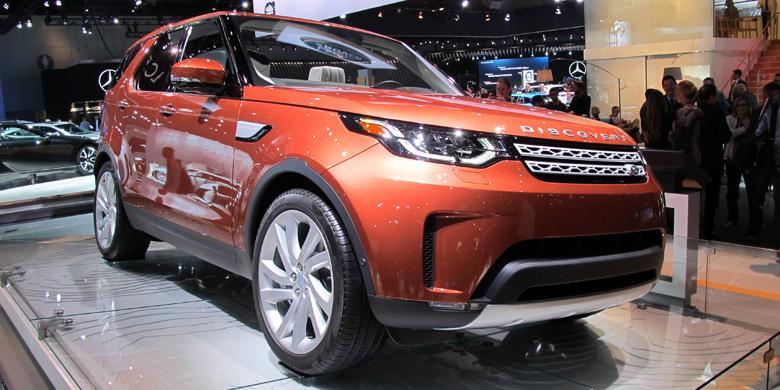 Debut Dunia Landy Discovery Di LA Auto Present