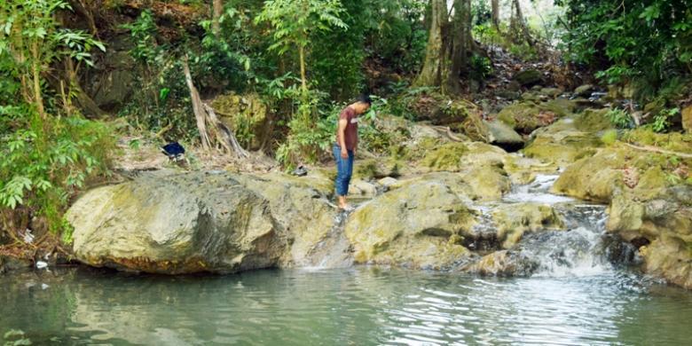 Sungai Kaki Naue Ini Dulunya Tempat Mandi Tentara Jepang