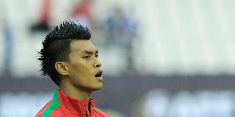 (PIC:Striker Timnas Indonesia Sempat Ditawari Main di Thailand)
