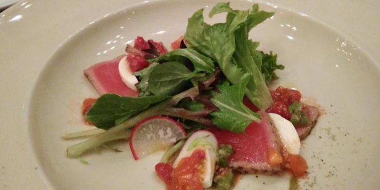 Ketika Kuliner Jepang Berpadu Dengan Hidangan Italia