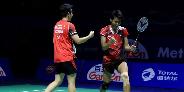 Tontowi Ahmad Dan Liliyana Natsir Juara China Open