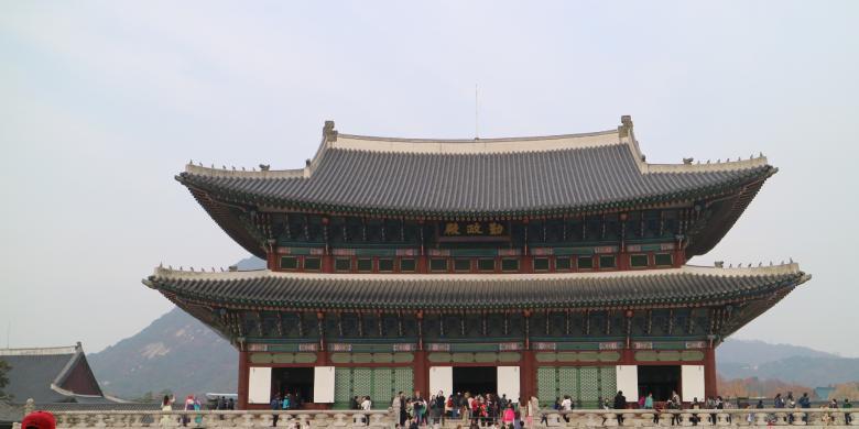 Tahun Lalu, 300.000 Orang Indonesia Melancong Ke Korea Selatan