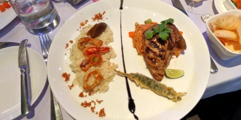 Restoran Romantis Di Tengah Kota Jakarta