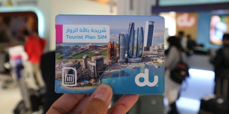 "Tiba Di Dubai, Ini Tips Biar Tidak ""Fakir WiFi"""