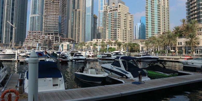 Jalan-jalan Ke Dubai, Mampiri 3 Tempat Ini