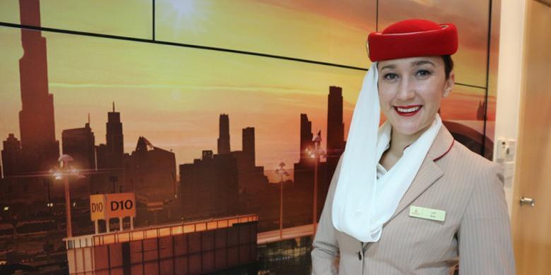 Suka Duka Jadi Awak Kabin Pesawat Emirates
