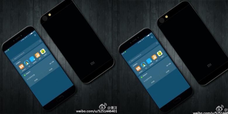 Inikah Wujud Xiaomi Mi 6?