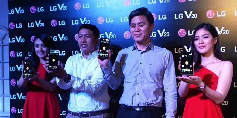 Berapa Harga Smartphone LG V20 Di Indonesia?