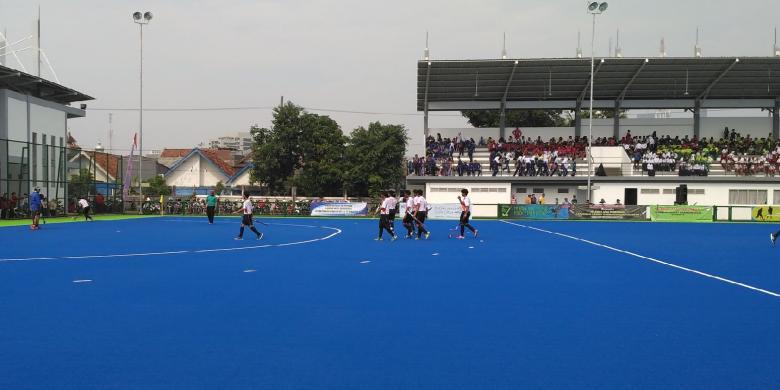 Ada Lapangan Hoki Dan Sofbol Berstandar Internasional Di Surabaya