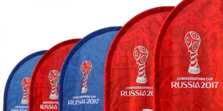 Sebaran Hadiah di Piala Konfederasi 2017