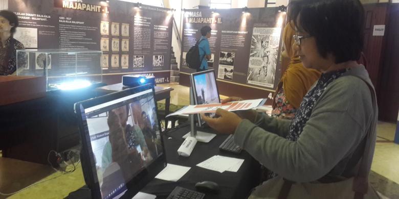 Pameran Virtual Museum Brawijaya, Hadirkan Majapahit Secara Digital