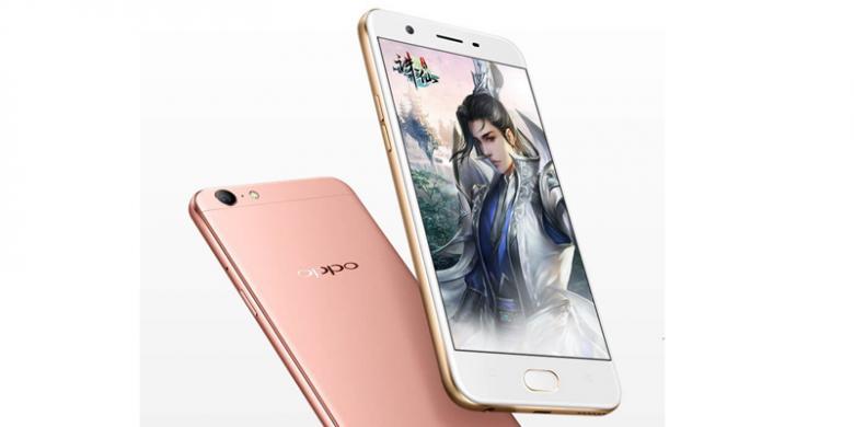 """Oppo A57 Usung RAM 3 GB Dan Kamera """"Selfie"""" 13 MP, Harganya?"""