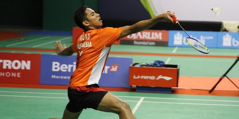 Tim Putra Exist Jakarta Rebut Piala Liem Swie King