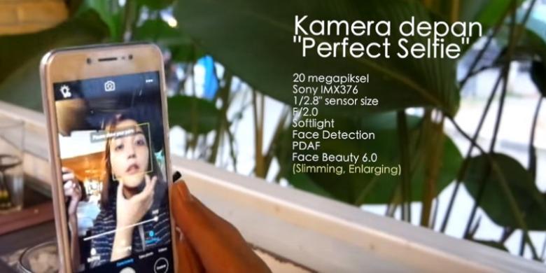 Vlog: Menjajal Smartphone Berkamera Depan 20 Megapiksel