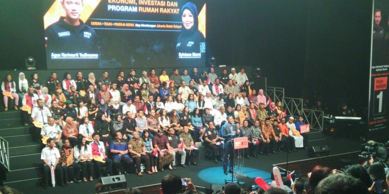 Hasil gambar untuk pidato agus yudhoyono buat jomblo