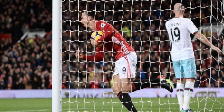 Man United Kurang Galak di Mata Ibrahimovic