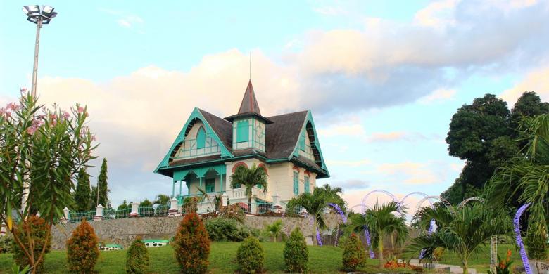 Villa Yuliana, Persembahan Untuk Putri Ratu Wilhelmina Di Kabupaten Soppeng
