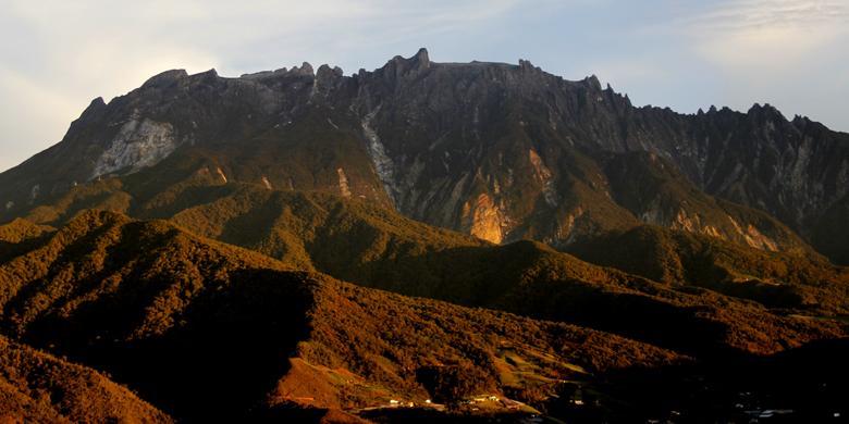 Kisah Mistis Di Balik Gunung Kinabalu Malaysia