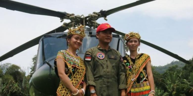 Hilang 2 Pekan, Pilot Helikopter TNI yang Jatuh di Malinau Ditemukan Selamat