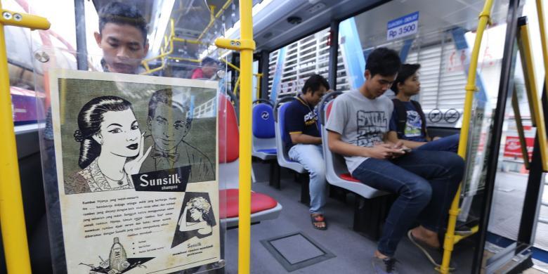 """Panduan Singkat Sebelum Naik Bus """"Vintage Series"""" Transjakarta"""