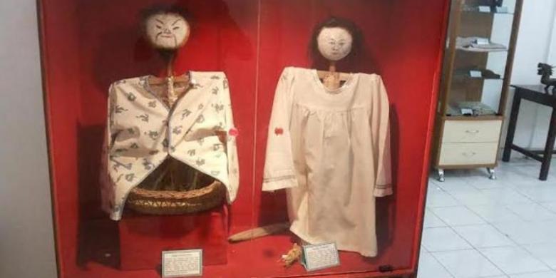 Jika Ciut Nyali, Jangan Nekat Berkunjung Ke Museum Santet