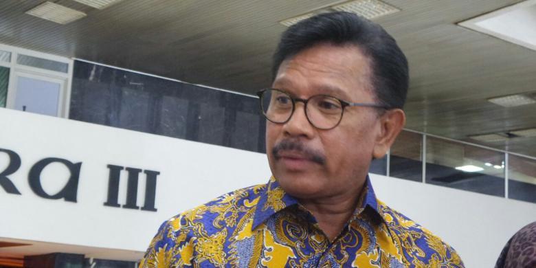 Image result for Ketua DPP Nasdem Johnny Plate