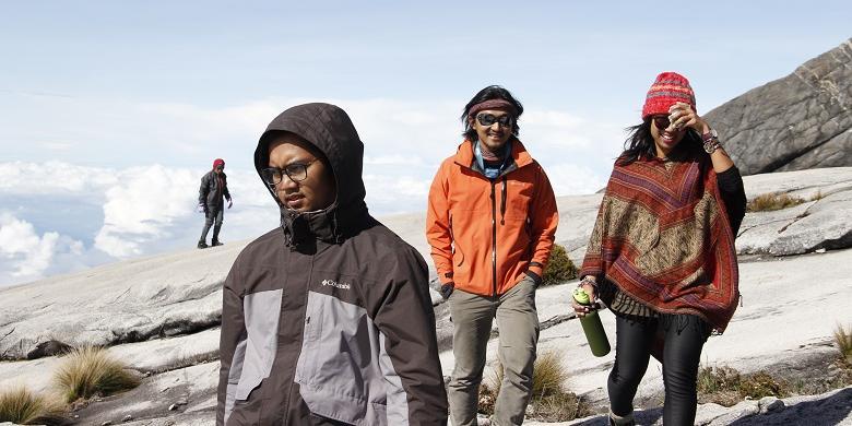 """""""Altitude Mountain Sickness"""" Kerap Menerjang Pendaki Gunung Kinabalu"""