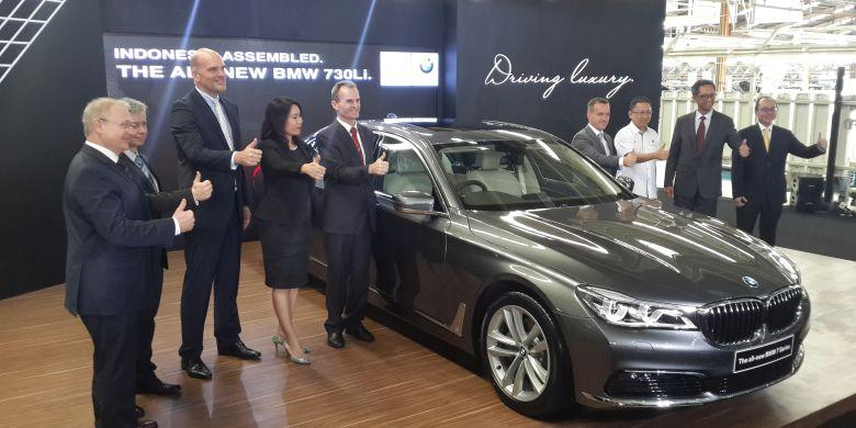 BMW Indonesia Mengaku Puas Selama 2016