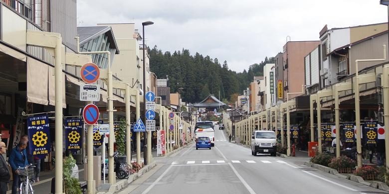 Mengenang Perjalanan Panjang Jepang Di Gifu