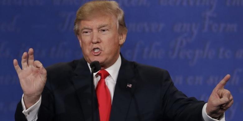 Jadi Presiden AS, Donald Trump Masih Pakai Galaxy S Lawas