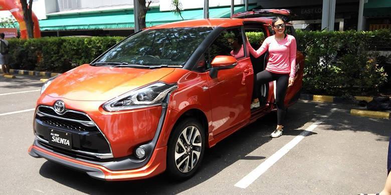 Konsumen Perlu Lebih Dekat Dengan Toyota Sienta