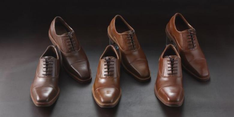 Sepatu Pria Yang Terbuat Dari Cokelat, Minat Mencicipi?
