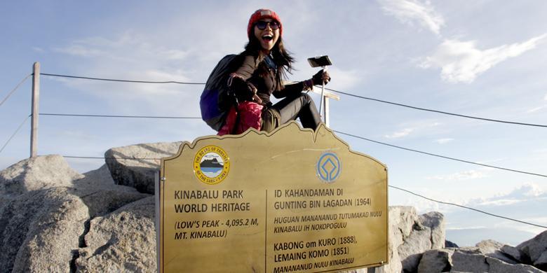 Tak Perlu Bawa Tenda! Ini Tips Sebelum Mendaki Gunung Kinabalu