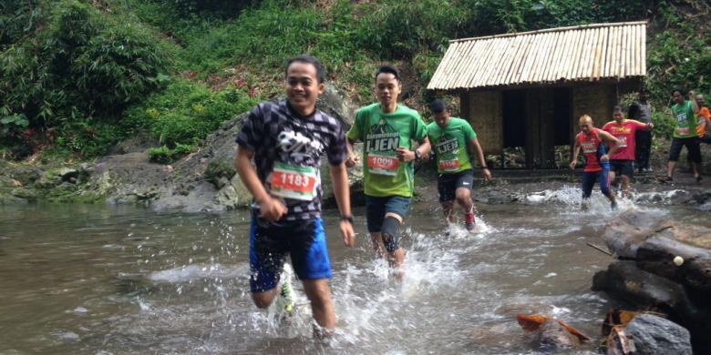 Banyuwangi Ijen Green Run, Sensasi Berlari Di Perkebunan