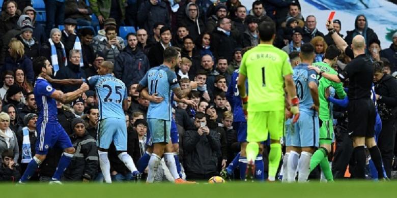Chelsea dan Man City Terancam Dihukum FA
