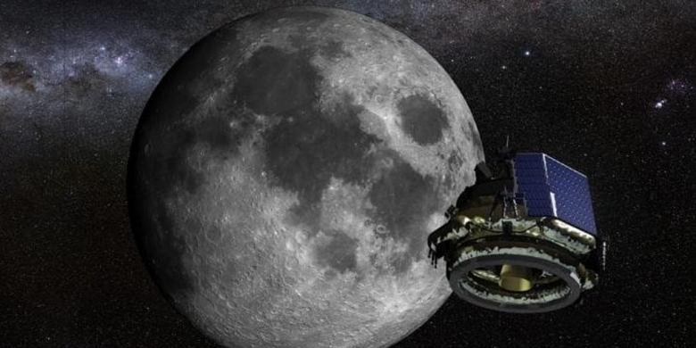 Tahun 2027, Wisata Ke Bulan Tak Lagi Mustahil