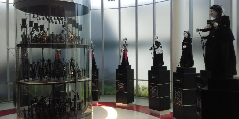 Sejarah Museum Wayang Purwakarta