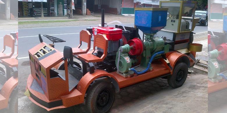 Mobil Perdesaan Konsepnya Fleksibel