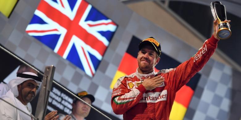 Vettel Bantah Akan Gantikan Rosberg Di Mercedes