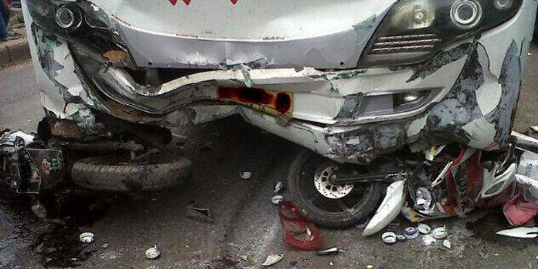 Jurus Baru Polisi Tekan Kecelakaan Lalu Lintas