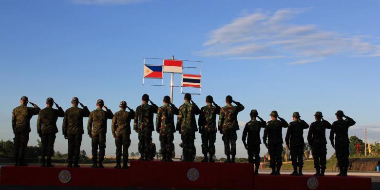 Kontingen TNI AD menjadi juara umum ASEAN Armies Rifle Meet (AARM) ke-26 tahun 2016 yang dilaksanakan di Filipina.