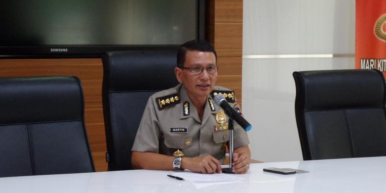 Polri Siapkan 3 Lapis Pengamanan Saat Sidang Kasus Ahok