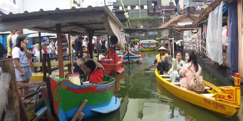 Libur Panjang, Jatim Park Group Dibanjiri Pengunjung