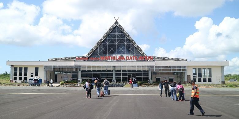 Siapa Mathilda Batlayeri Yang Jadi Nama Bandara Di Saumlaki?