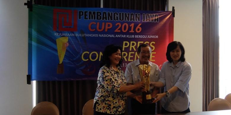 Pembangunan Jaya Cup Berharap Perhatian Dari PP PBSI